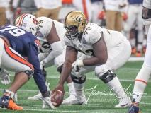 NCAA Football Peach Bowl - #12 UCF 34 vs. #7 Auburn 27 (63)