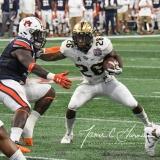 NCAA Football Peach Bowl - #12 UCF 34 vs. #7 Auburn 27 (64)