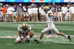NCAA Football Peach Bowl - #12 UCF 34 vs. #7 Auburn 27 (65)