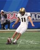 NCAA Football Peach Bowl - #12 UCF 34 vs. #7 Auburn 27 (66)