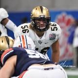 NCAA Football Peach Bowl - #12 UCF 34 vs. #7 Auburn 27 (67)