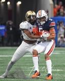 NCAA Football Peach Bowl - #12 UCF 34 vs. #7 Auburn 27 (68)