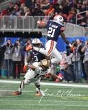 NCAA Football Peach Bowl - #12 UCF 34 vs. #7 Auburn 27 (69)