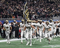 NCAA Football Peach Bowl - #12 UCF 34 vs. #7 Auburn 27 (7)