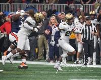 NCAA Football Peach Bowl - #12 UCF 34 vs. #7 Auburn 27 (70)