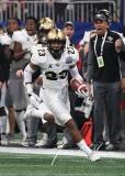 NCAA Football Peach Bowl - #12 UCF 34 vs. #7 Auburn 27 (71)