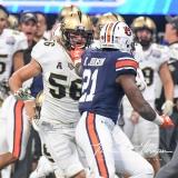 NCAA Football Peach Bowl - #12 UCF 34 vs. #7 Auburn 27 (72)