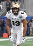 NCAA Football Peach Bowl - #12 UCF 34 vs. #7 Auburn 27 (73)