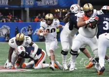 NCAA Football Peach Bowl - #12 UCF 34 vs. #7 Auburn 27 (75)