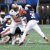NCAA Football Peach Bowl - #12 UCF 34 vs. #7 Auburn 27 (76)