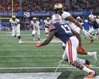 NCAA Football Peach Bowl - #12 UCF 34 vs. #7 Auburn 27 (78)