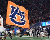 NCAA Football Peach Bowl - #12 UCF 34 vs. #7 Auburn 27 (8)