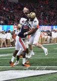 NCAA Football Peach Bowl - #12 UCF 34 vs. #7 Auburn 27 (80)