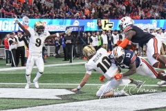 NCAA Football Peach Bowl - #12 UCF 34 vs. #7 Auburn 27 (81)