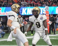 NCAA Football Peach Bowl - #12 UCF 34 vs. #7 Auburn 27 (82)