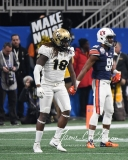 NCAA Football Peach Bowl - #12 UCF 34 vs. #7 Auburn 27 (84)
