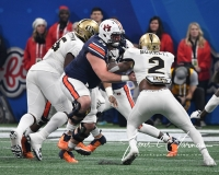 NCAA Football Peach Bowl - #12 UCF 34 vs. #7 Auburn 27 (85)
