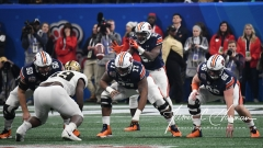 NCAA Football Peach Bowl - #12 UCF 34 vs. #7 Auburn 27 (91)