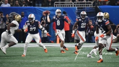 NCAA Football Peach Bowl - #12 UCF 34 vs. #7 Auburn 27 (92)