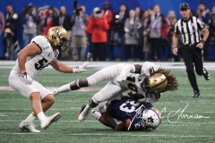 NCAA Football Peach Bowl - #12 UCF 34 vs. #7 Auburn 27 (96)