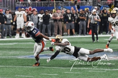 NCAA Football Peach Bowl - #12 UCF 34 vs. #7 Auburn 27 (98)