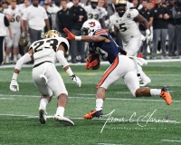 NCAA Football Peach Bowl - #12 UCF 34 vs. #7 Auburn 27 (99)