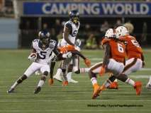 Gallery- NCAA Football- Russell Athletic Bowl- Miami (FL) 31 vs West Virginia 14