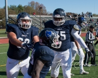 NCAA Football - Senior Day - SCSU 34 vs. Pace 0 (155)