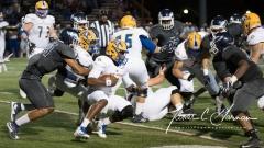 NCAA Football - SCSU 17 vs. UNH 31 (117)