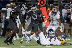 NCAA Football - SCSU 17 vs. UNH 31 (120)