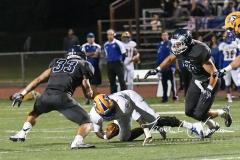NCAA Football - SCSU 17 vs. UNH 31 (130)