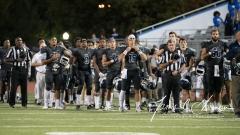 NCAA Football - SCSU 17 vs. UNH 31 (18)