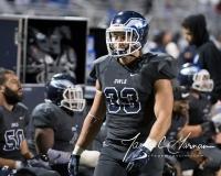 NCAA Football - SCSU 17 vs. UNH 31 (228)