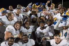 NCAA Football - SCSU 17 vs. UNH 31 (238)