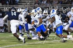 NCAA Football - Southern CT 8 vs. Assumption 25 (167)