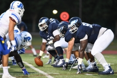 NCAA Football - Southern CT 8 vs. Assumption 25 (26)