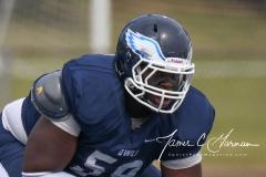 NCAA Football - SCSU 22 vs. Gannon University 55 (39)
