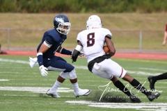 NCAA Football - SCSU 22 vs. Gannon University 55 (51)