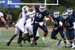NCAA Football - SCSU 22 vs. Gannon University 55 (53)