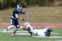 NCAA Football - SCSU 22 vs. Gannon University 55 (63)