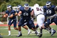 NCAA Football - SCSU 22 vs. Gannon University 55 (69)