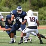 NCAA Football - SCSU 22 vs. Gannon University 55 (70)