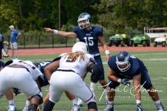 NCAA Football - SCSU 22 vs. Gannon University 55 (75)