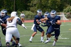 NCAA Football - SCSU 22 vs. Gannon University 55 (77)