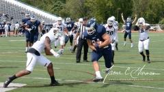 NCAA Football - SCSU 22 vs. Gannon University 55 (80)