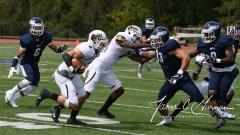 NCAA Football - SCSU 22 vs. Gannon University 55 (90)
