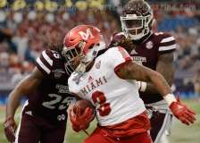 NCAA Football St. Petersburg Bowl - Mississppi State 17 vs. Miami of Ohio 16 - Gallery 1 - Photo (21)