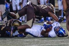 Gallery NCAA Football:  Western Michigan 57 vs. Georgia State 10