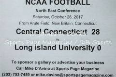 Gallery NCAA FTBL: Central Connecticut 28 vs. Long Island