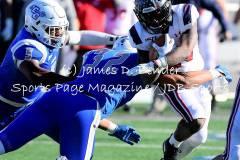 Gallery NCAA FTBL:  Central Connecticut 49 vs. Robert Morris 28
